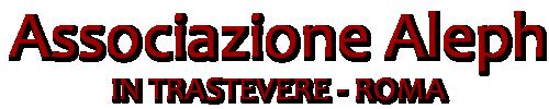 Associazione Aleph in Trastevere Roma
